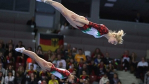 Бълагрски участници в два финала на Световното по скокове на батут