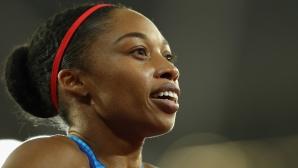 Алисън Филикс се прецели в олимпийското злато на 400 м в Токио 2020