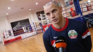 Александър Александров за бъдещето на младите боксьори в България
