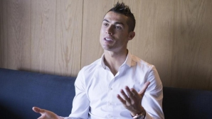 """Роналдо: Искам седем деца и също толкова """"Златни топки"""""""