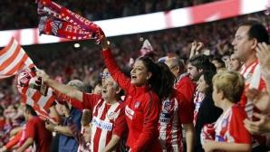 Израелски милиардер закупи 15% от акциите на Атлетико Мадрид
