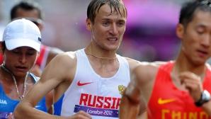 79 руски лекоатлети изтърпяват наказания за допинг