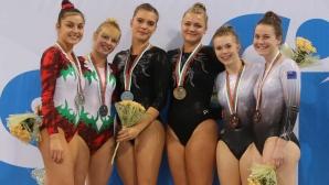 Мариела и Христина Пеневи: Спечелихме медалите с психика