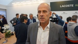 Ги Форже пред Sportal.bg: Григор има качествата да стане №1