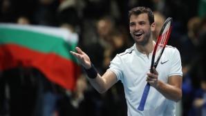 Григор Димитров: Играя без напрежение