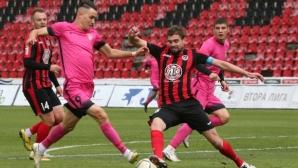 Царско село и Локо (Сф) атакуват първото място на Ботев (Вр) - следете Втора лига на живо