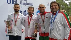 България с две купи от балканския шампионат по кроскънтри