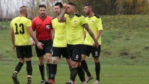 Клубове от елита с оферти за голаджия номер едно на Трета лига (видео)