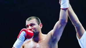 Тервел Пулев отказа грузинец още в първия рунд (видео)