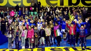 Спартак запали искрата на баскетбола у още 100 деца