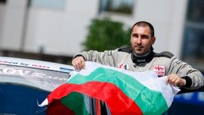 Пламен Стайков шампион в ERT2 след финала на European Rally Trophy