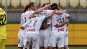 Братята Миранчук герои за Локо Москва (видео)