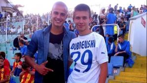 И третият българин в Шефилд Уензди тренира с мъжете