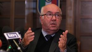Шефът на италианския футбол подава оставка