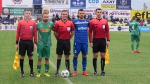 Ботев (Враца) с нова крачка към Първа лига (видео)