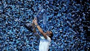 Бейби Федерер се превърна в Григор Димитров