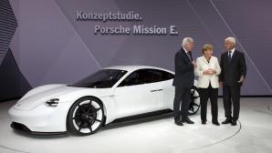 Как се проектира електрическа кола според виртуоза на дизайна в Porsche