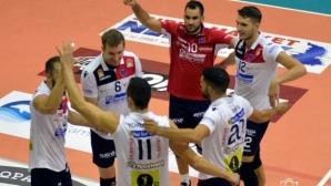 Боян Йорданов само с 15 точки, но Фойникас с втора победа в Гърция