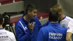 Северин Димитров: Малко хора ни слагаха в сметките си в борбата за първите места