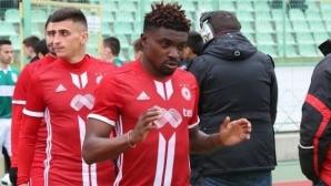 ЦСКА-София обвини в скандални неща бивш свой футболист, твърди, че е за съд