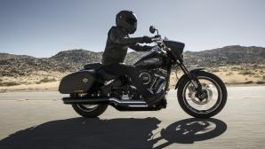 Harley-Davidson пусна Sport Glide на свобода