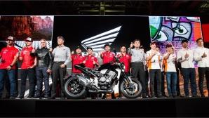 Honda разкри плановете си в света на моторспорта за 2018-а