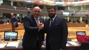 Министър Кралев в Брюксел: Борбата с допинга е и част от борбата с корупцията в спорта