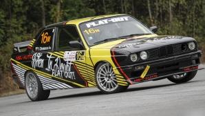 """Флат-Аут"" - автомобилните вицешампиони на затворен маршрут за 2017"