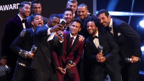УЕФА обяви номинациите за отбор на годината