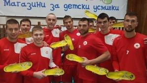 Ивайло Стефанов разкрива тайното оръжие на ЦСКА