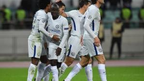 Станаха ясни половината 1/8-финалисти в Шампионската лига