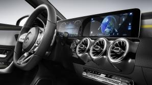 Mercedes-Benz представи новия луксозен интериор на A-Class (снимки)