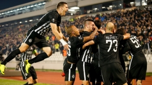 Радост за Партизан, Динамо (К) загуби в Албания (видео)
