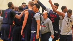 Трудно начало за САЩ в световните квалификации