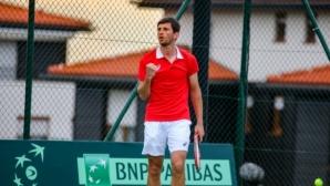 Лазов се класира за полуфиналите в Анталия