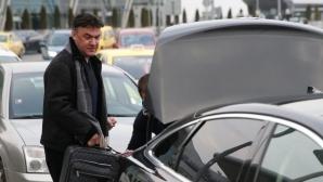 Боби Михайлов уредил среща на шеф на ЦСКА-София с началник от УЕФА