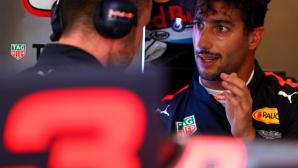Рикардо обясни за размахания среден пръст към Грожан