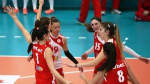 ЦСКА се върна начело в женското първенство (галерия)
