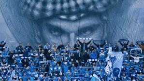 УЕФА започна разследване срещу Зенит заради скандален плакат
