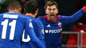 Двама основни защитници на ЦСКА (М) се присъединиха към Жоро Миланов в лазарета