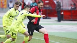 Поморие с важен успех във Втора лига