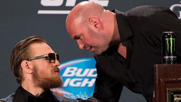 Дейна Уайт: Не е ясно дали Макгрегър ще се бие в UFC