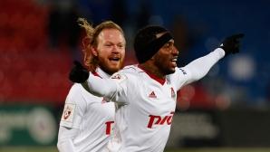 Драматична победа за лидера в Русия срещу тима на Венци Христов (видео)