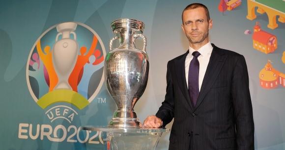 УЕФА кани отбори от други континенти за новия турнир