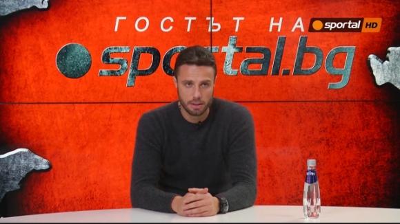 Теди Салпаров: Искам България да е волейбол през 2018 година (видео)