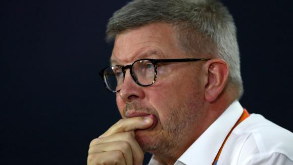 Рос Браун се притеснява, че Мерцедес ще засили доминацията си през 2018