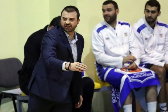 Рилски спортист мачка в Балканската лига