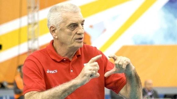 Иван Сеферинов: По-добре, че попаднахме в тежка група