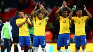 Бразилия е фаворитът на СП, а Англия е с по-малки шансове от Япония, твърдят статистици