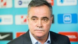 Кавчич пое националния отбор на Словения